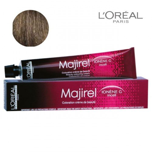 Krēmveida krāsa 6.34 Loreal Majirel, 50ml