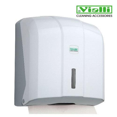Papīra dvieļu turētājs dispensers Vialli Z-fold loksnēm