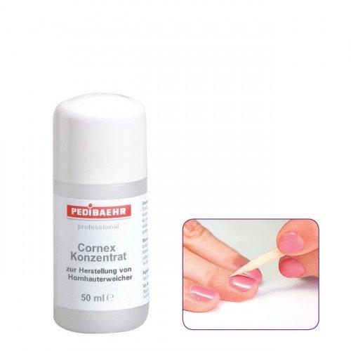 Koncentrāts ādas atmiekšķēšanai Pedibaehr Cornex Konzentrat, 50ml