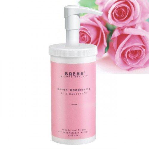 Roku krēms ar rozes ekstraktu Baehr, ar dozātoru, 500ml