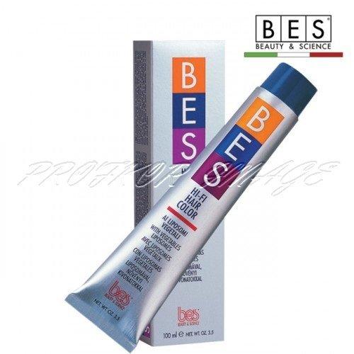 Matu krāsa BES Hi-Fi BROWNS MARRONI - Tobacco Ash Brown 4.71, 100ml