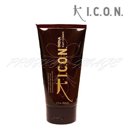 Matu krēms I.C.O.N. India Curl Cream 150ml