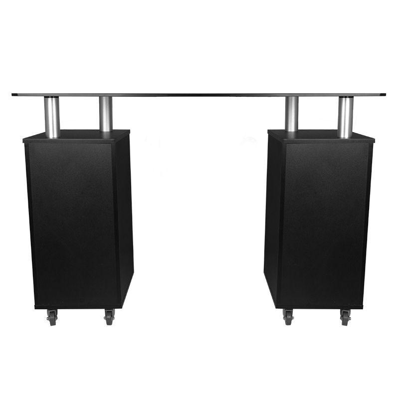 Kosmētiskais galds, melns