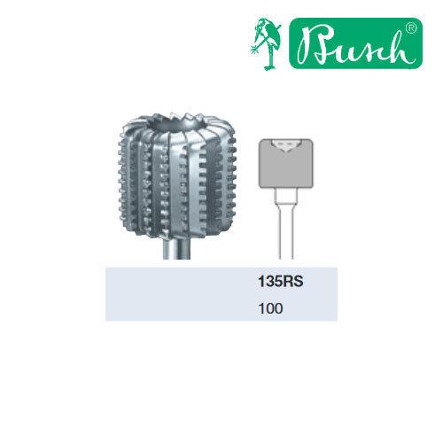 Cilindriskā frēze, 135RS 100