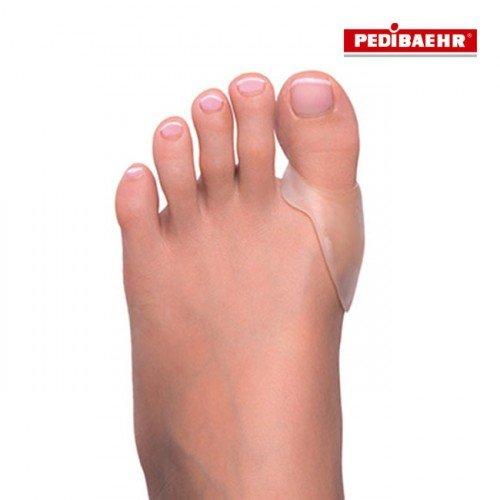 Pēdas lielā pirksta aizsargs (vidēja/liela izmēra), 1gab