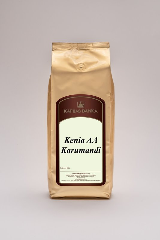Kafija Kenia AA Karumandi, 250g