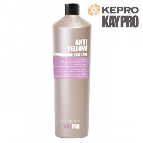 Šampūns Kepro Kaypro Anti Yellow, 1L