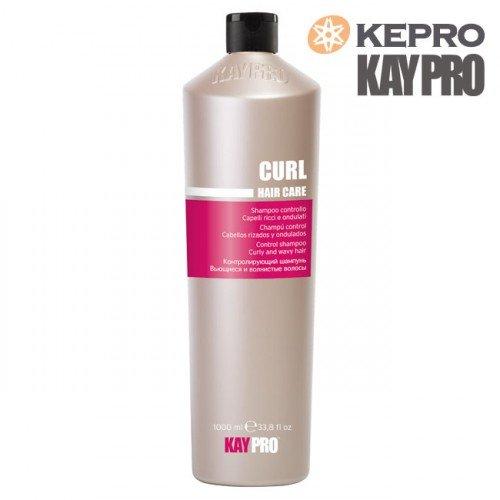 Šampūns viļņojošiem matiem Kepro Kaypro Curl, 1L