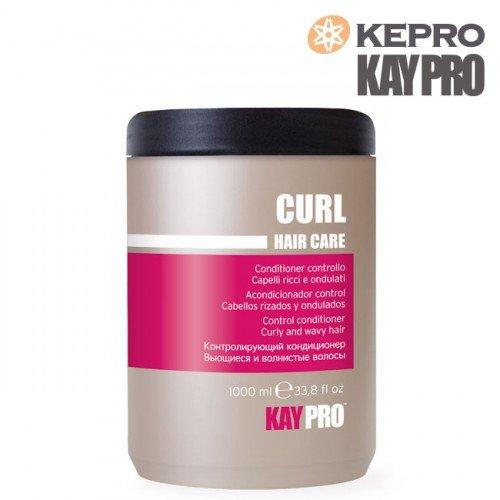 Kondicionieris viļņojošiem matiem Kepro Kaypro Curl, 1L