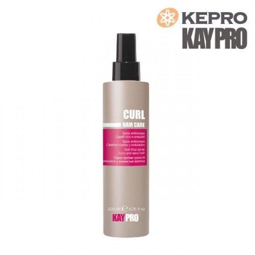 Sprejs viļņojošiem matiem Kepro Kaypro Curl, 200ml