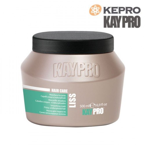 Matu maska ar olīvas eļļu Kepro Kaypro Liss, 500ml