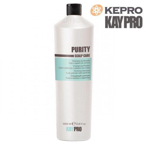 Pretblaugznu šampūns  Kepro Kaypro Purity scalp care, 1L