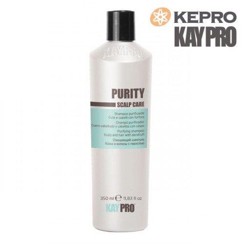 Pretblaugznu šampūns Kepro Kaypro Purity Scalp care, 350ml
