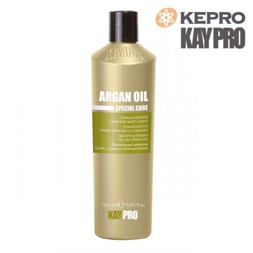 Šampūns ar argana eļļu Kepro Kaypro Argan Oil, 350ml