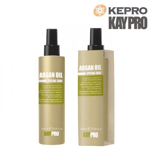 Kondicionieris ar argana eļļu Kepro Kaypro Argan Oil, 200ml