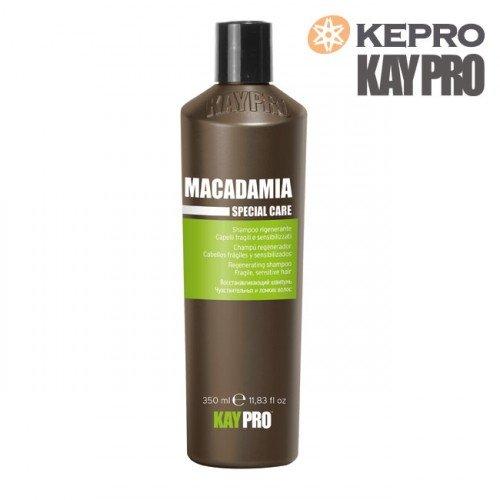 Šampūns trausliem matiem Kepro Kaypro Macadamia, 350ml