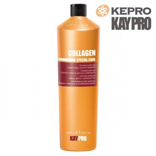 Šampūns nobriedušiem matiem  Kepro Kaypro Collagen, 1L