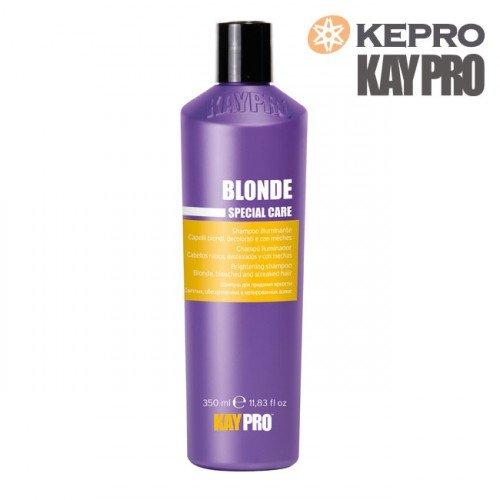 Šampūns balinātiem matiem Kepro Kaypro Blonde, 350ml