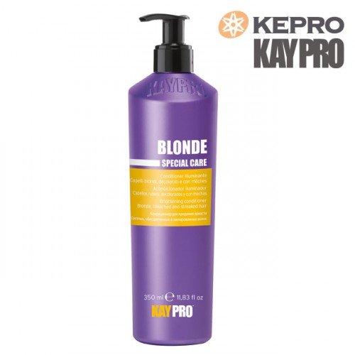 Kondicionieris balinātiem matiem Kepro Kaypro Blonde, 350ml