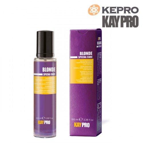 Serums balinātiem matiem Kepro Kaypro Blonde, 100ml