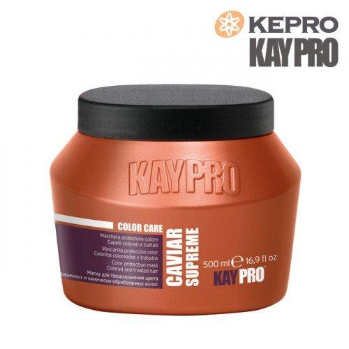 Matu maska ar ikriem Kepro Kaypro Caviar Supreme, 500ml