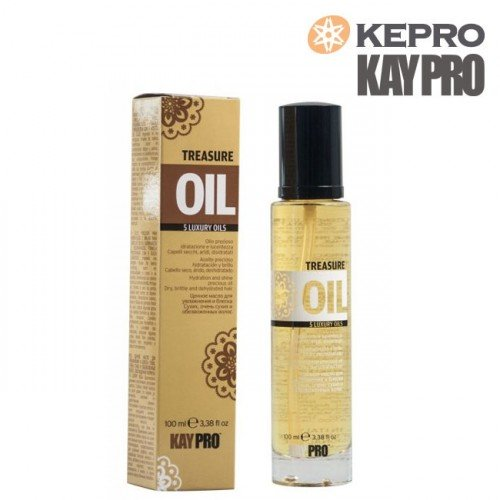 Mitrinoša eļļa Kepro Treasure Oil 5 luxury oils, 100ml