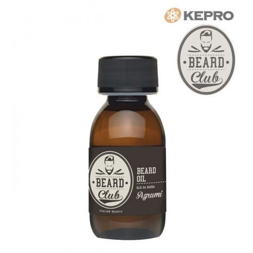 Eļļa bārdai Citrus Kepro Beard Club beard oil, 50ml