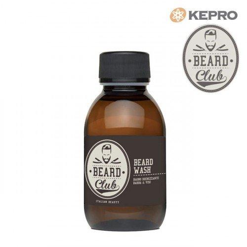 Šampūns bārdai Kepro Beard Club, 150ml