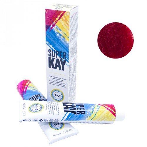 Matu krāsa blond varu intensīvs 7.44  Kepro Super Kay, 180ml