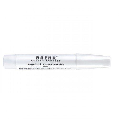 Zīmulis lakas korekcijai Baehr Nagellack Korrekturstift, 3ml