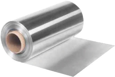 OLLIN alumīnija folija frizieru darbam, 16 mkm, 12cm*100m