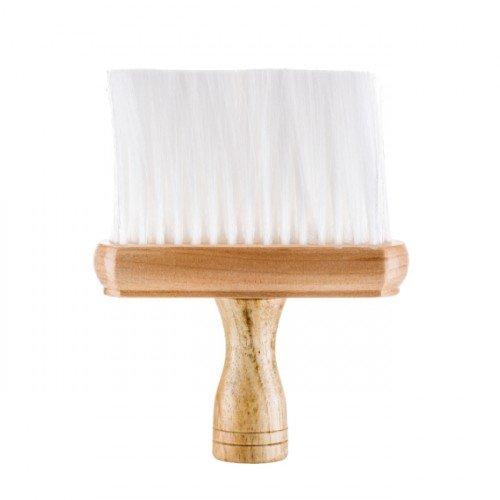 Birste griezto matu notīrīšanai no gaiša koka