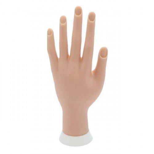 Manikīras rokas modelis praktiskām nodarbībām