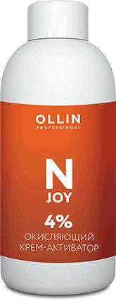 Oksidējošais krēms-emulsija 4% OLLIN N-Joy Oxidizing emulsion, 100ml