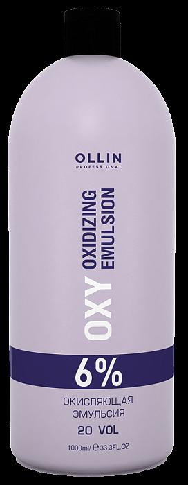 Krāsas attīstītājs OLLIN Oxy Performance 6%20vol, 1L