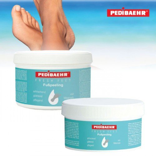 Kāju pīlings Pedibaehr Fresh Feet, 450ml