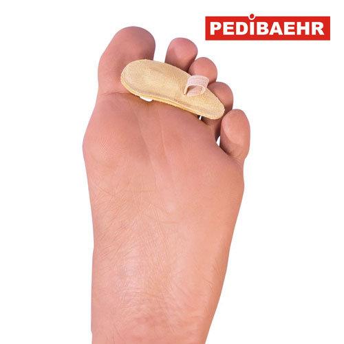 Spilventiņš āmurveida pirkstiem (labajās pēdas; vidējais), 1gab