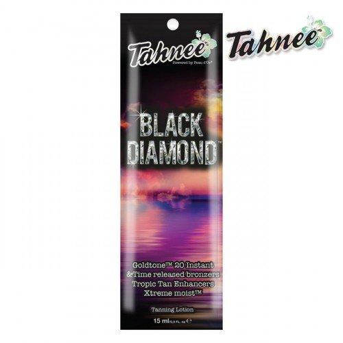 Solārija krēms ar bronzeriem Tahnee Black Diamond, 15ml