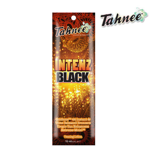 Sauļošanās losjons Tahnee Intenz Black, 15ml