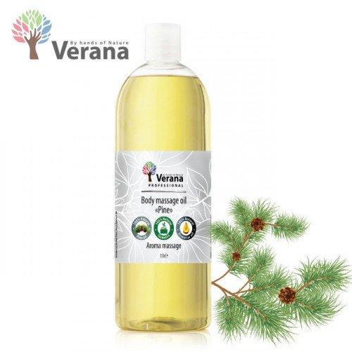 Priede masāžas eļļa ķermenim Verana Pine, 1L
