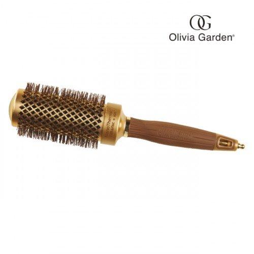 Keramiskā matu ķemme Olivia Garden nano thermic, 44mm