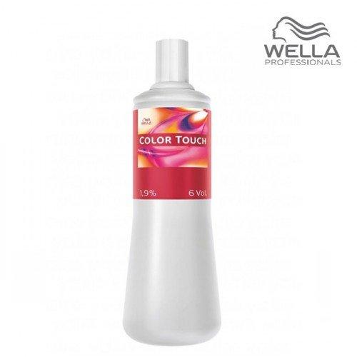 Oksidācijas emulsija Wella Color Touch Emulsion 1,9%, 1L