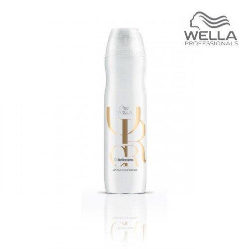 Šampūns matu mirdzumam Wella Oil Reflections Luminous Reveal, 250ml