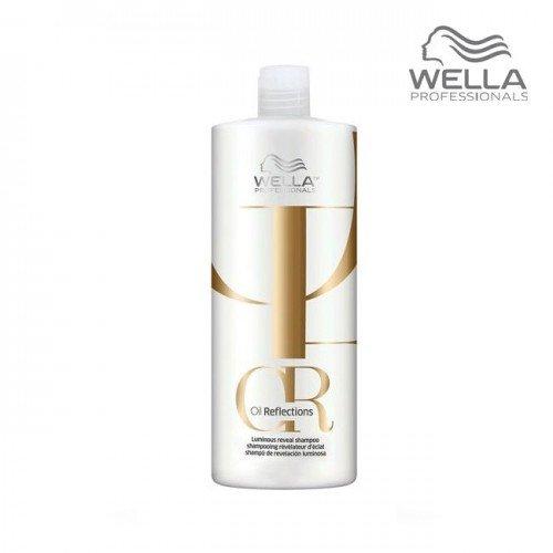 Šampūns matu mirdzumam Wella Oil Reflections Luminous Reveal, 1L