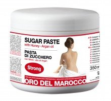 Cukura depilācijas pasta-cieta Sugar Paste Strong, 500ml