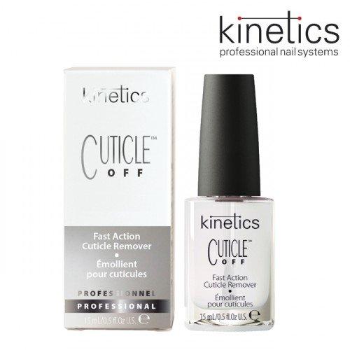 Kutikulas mīkstinātājs Kinetics Cuticle Off, 15ml