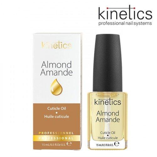 Kutikulas eļļa ar mandeļu aromātu Kinetics, 15 ml