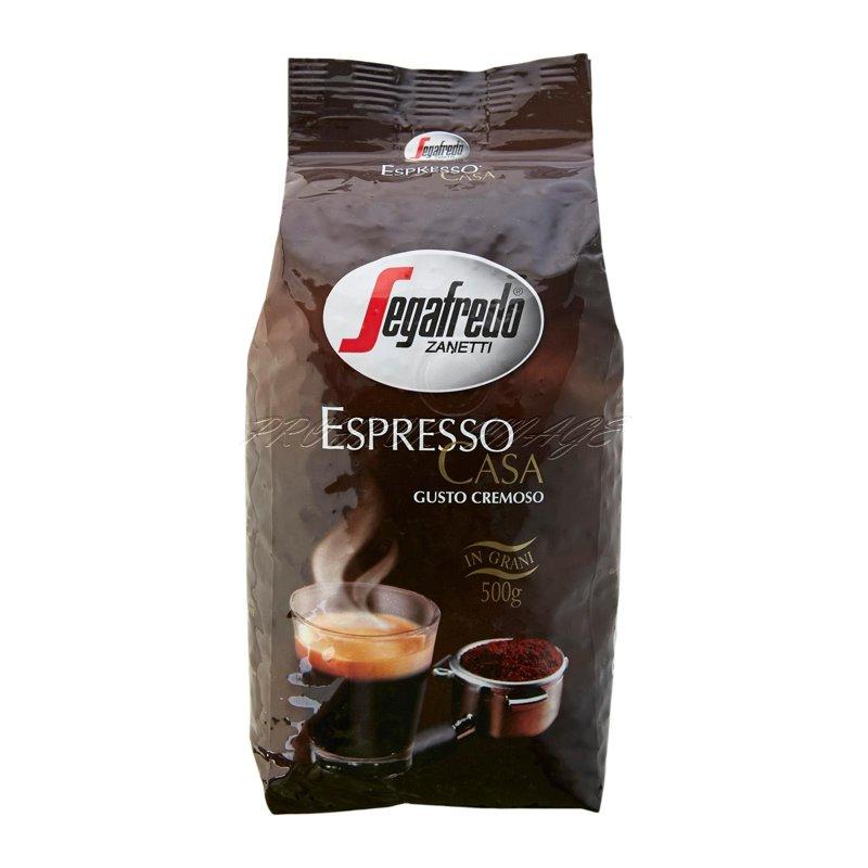 Kafija Segafredo Espresso Casa, 1kg, pupiņās