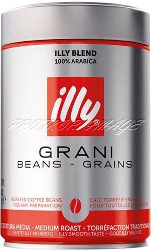Kafija Illy Grani, 250g, pupiņās