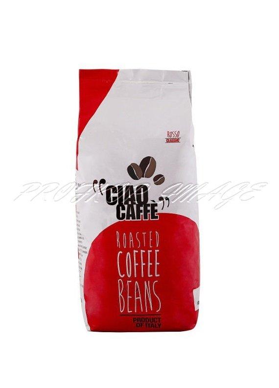 Kafija De Roccis Ciao Caffe Rosso Espresso, 1kg, pupiņās